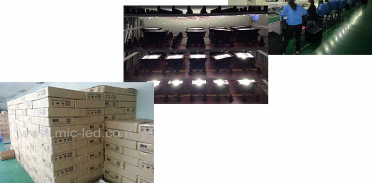 Energy Saving High Brightness Indoor Basketball Court Led Flood Light Fixture Ul
