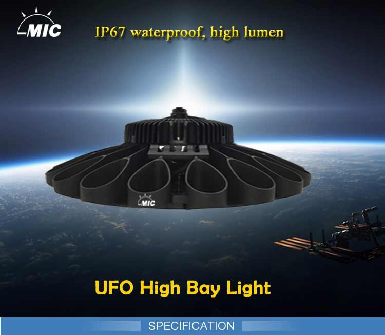 100 watt UFO led high bay light lamp 100w high bay light