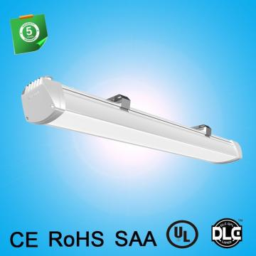 New PF>9.5 IP65 20w 40w 60w waterproof led triproof light with PIR sensor
