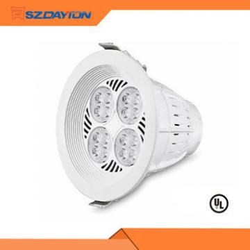 SMD OR COB Aluminum Shell 40Watt LED Embedded Ceiling Light