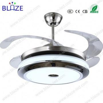 led lights ceiling fan india price hidden blades modern