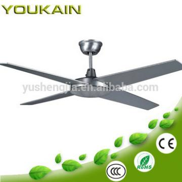 52 inch Home plastic electronic ceiling fan with light