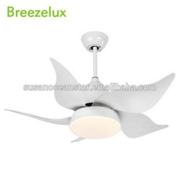 New Chinese style beautiful white No Noise 70w ceiling fan Pendant Lights