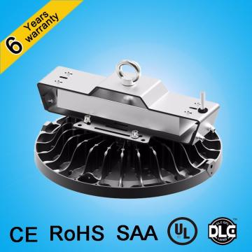 Made in China top heat sink 150lm/w Nichia led chip microwave sensors high bay light