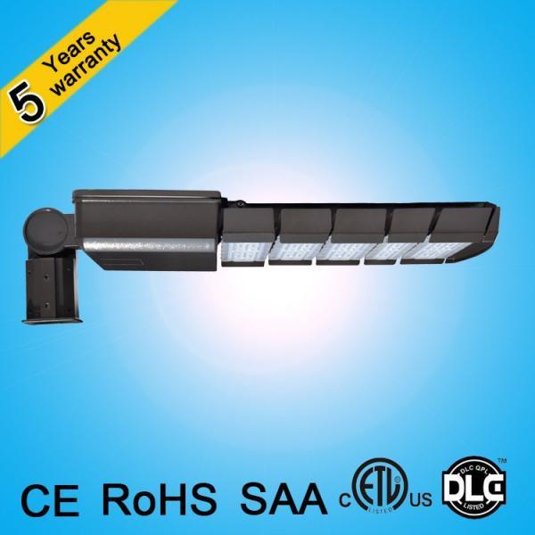 China manufacturers led street light UL DLC 50w 100w 150w 200w 250w 300w shoe box #5 image