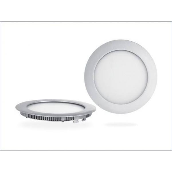 LED factory 3w/6w/ /9w /12w led Round panel lights ceiling down light #1 image