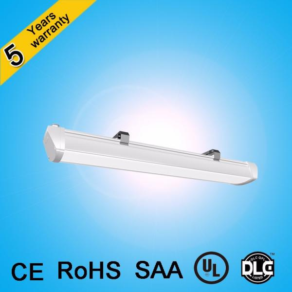 2016 product led 120 degree IP65 40w 60w led tri proof light with 3 hours emergency back up #5 image