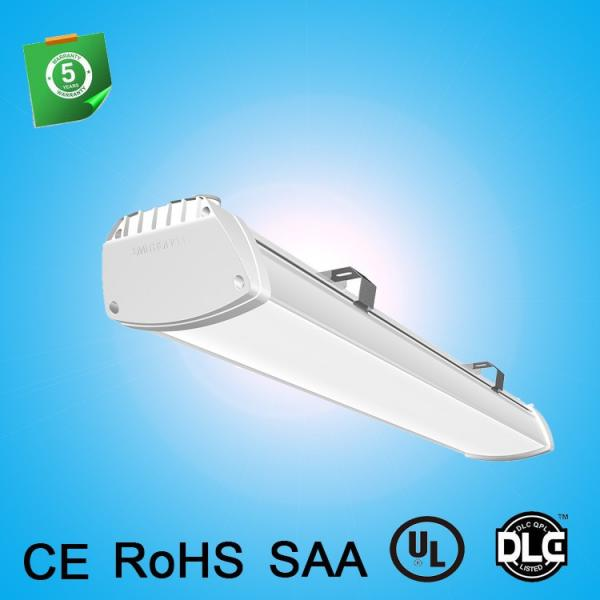 Wholesale 20w 40w 60w PIR sensor IP65 led tri-proof light fixture with CE ROHS #3 image