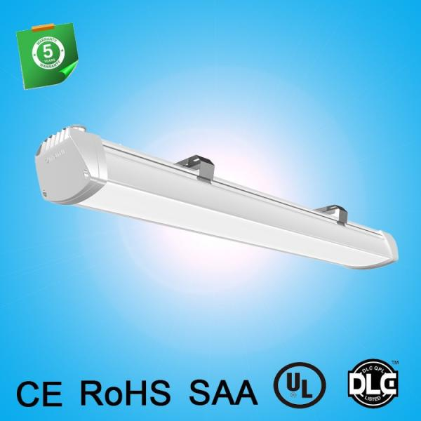 Wholesale 20w 40w 60w PIR sensor IP65 led tri-proof light fixture with CE ROHS #5 image