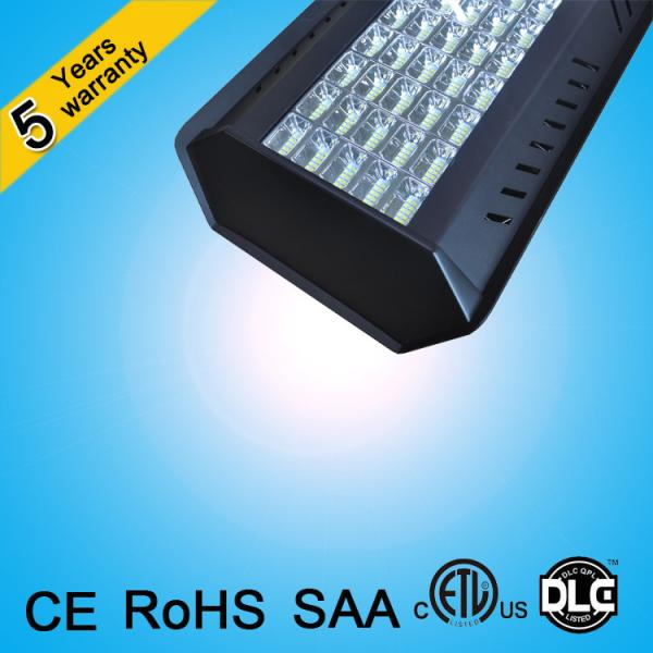 Professional led 150lm/w 100w 120w 200w 150 watt antiglare lens led linear high bay light #2 image