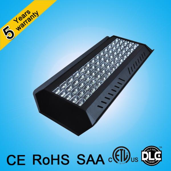 New and hot selling UGR<19 Asymmetric lens 150lm/w 200w 150w 100w led linear high bay light for warehouse #2 image