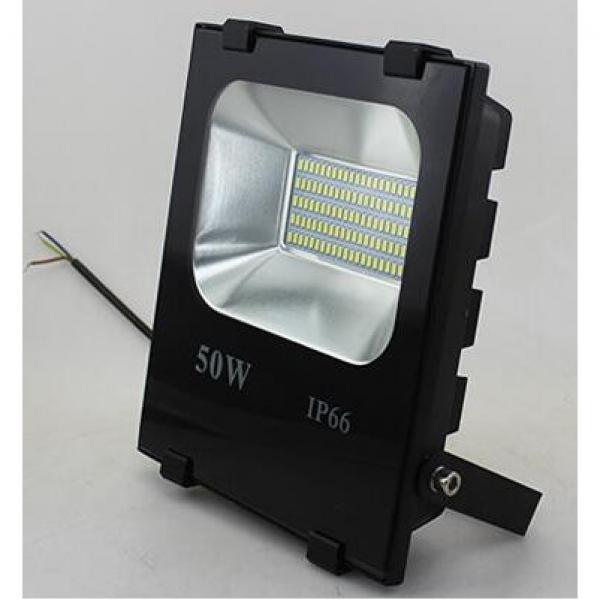 High lumen Bridgelux COB Waterproof IP65 Outdoor 50w 30w led floodlights #1 image