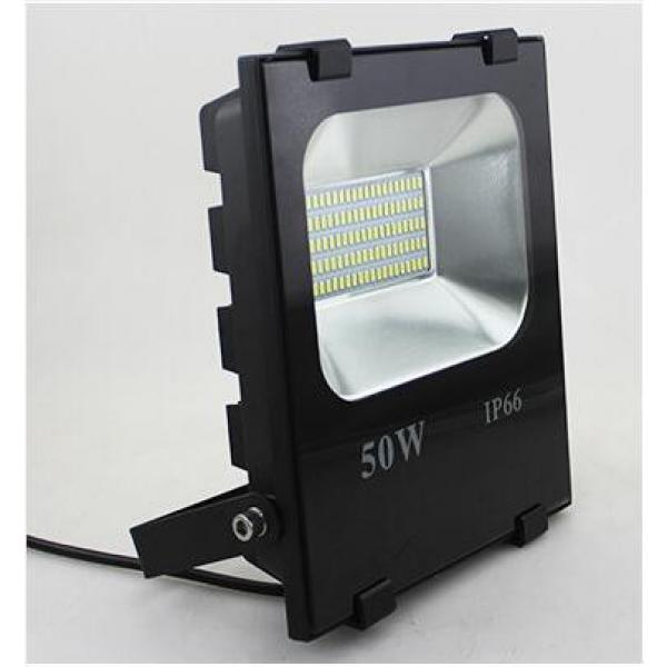 High lumen Bridgelux COB Waterproof IP65 Outdoor 50w 30w led floodlights #3 image
