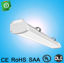 Industrial Lighting Warehouse LED Linear High Bay Lamps with motion sensor #3 image