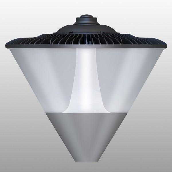 Solar style led yard luminaire #1 image
