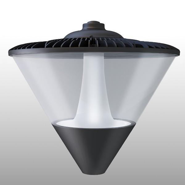 Solar style led yard luminaire #2 image
