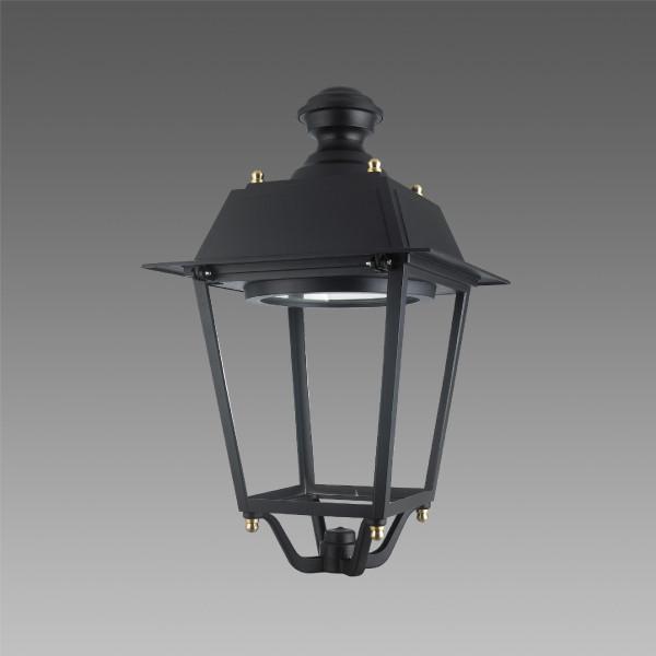 BST-2650R parking lot led lamp #2 image