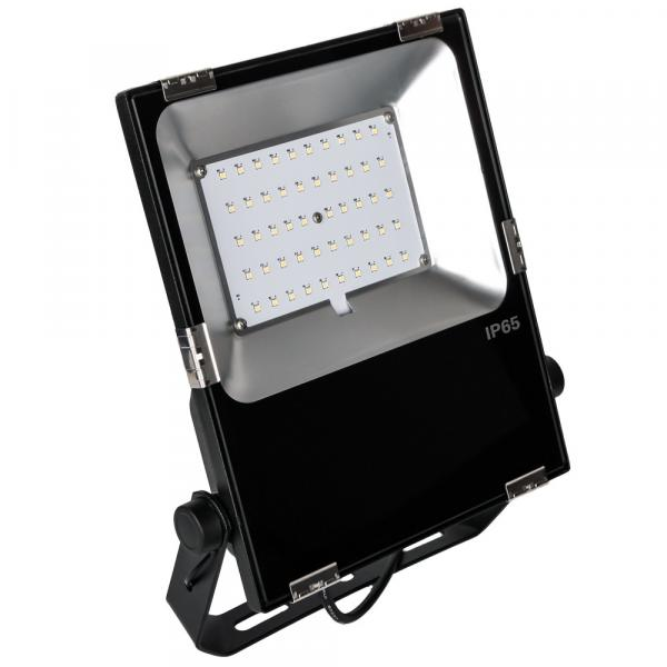 slim dlc waterproof smd 50w led flood light #3 image