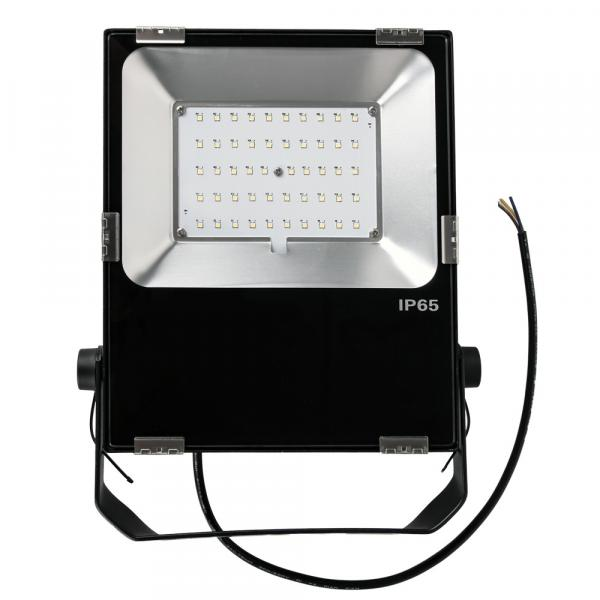 slim dlc waterproof smd 50w led flood light #5 image