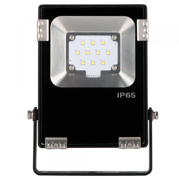 outdoor slim ip65 10w led flood light #3 image