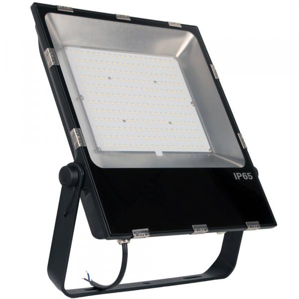 China Led Aluminum Heat Sink No Flash Led Flood Light With Stand #2 image