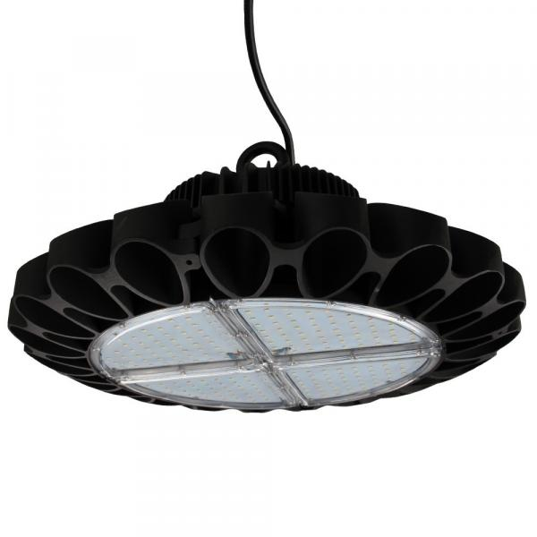 led Factory warehouse industrial 200w led ufo high bay light #1 image