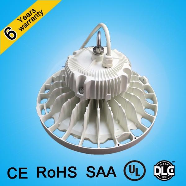 2017 new design 120w CE RHOS SAA UL DLC Acrylic lens Meanwell 150W led high bay light 150lm/w for industrial #4 image