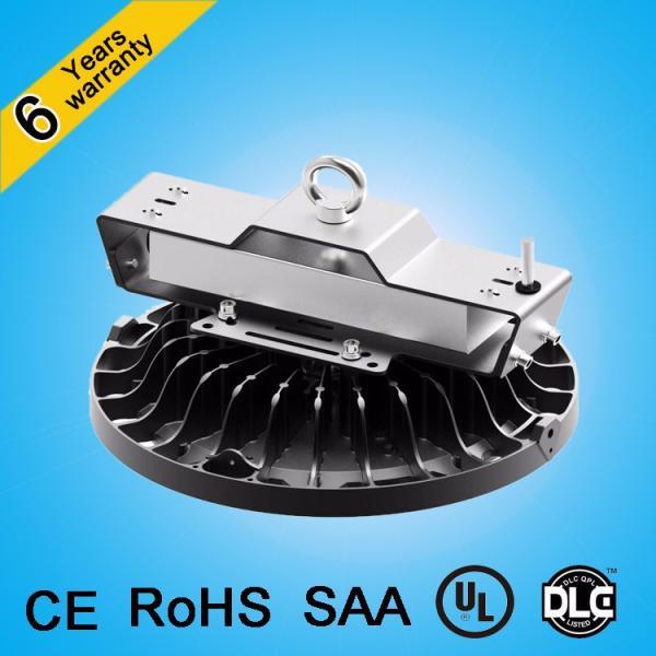 New Popular design to replace metal Halide lamp 100w 120w 200w 150w ufo led high bay light #5 image