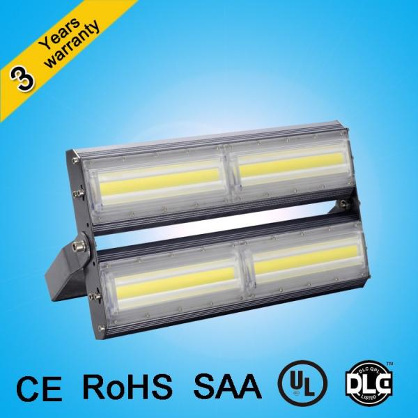 Most Powerful hot sale Outdoor IP65 led flood light 200w with UL DLC CE ROHS certificated #1 image