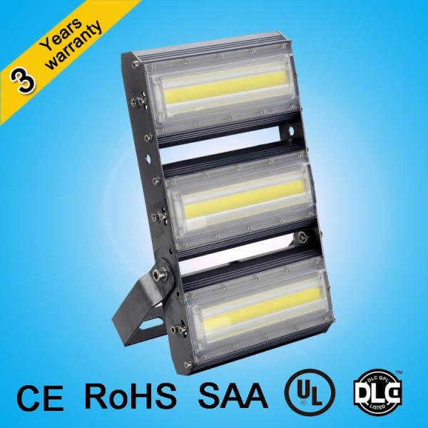 Compact design IP65 waterproof led flood light 30w 50w #3 image