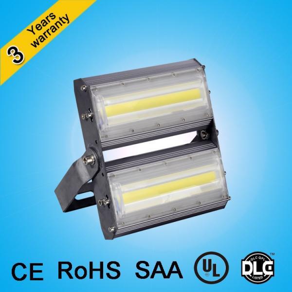 High lumen Waterproof 120w 100w 150w 200w 300 watt led flood light with Antiglare pc lens #4 image
