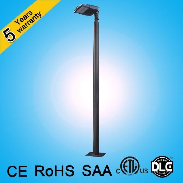 New design 100w 200w 150w aluminum led street light housing with CE ROHS SAA #5 image