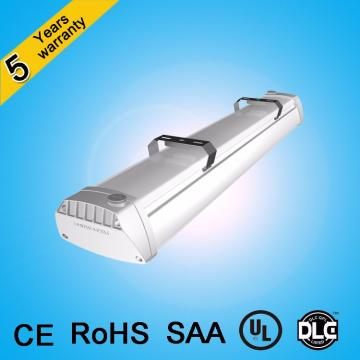 2016 product led 120 degree IP65 40w 60w led tri proof light with 3 hours emergency back up