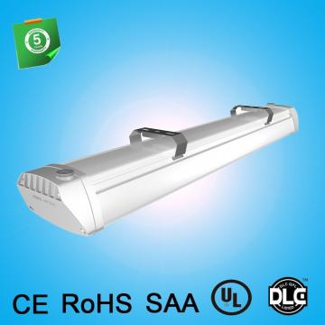 CE ROHs high quality led tri-proof light ip65 with PIR sensor or emergency function