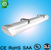 High CRI Aluminum Lamp Body Material LED Linear High Bay Light 150W