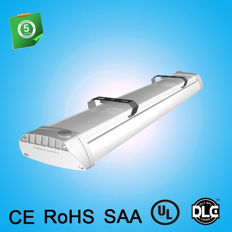 2016 new design linear type LED Linear High Bay Lamps for warehouse