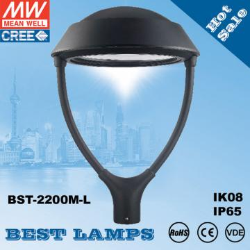 BST-2200M-L new products on china market aluminium garden led lamp