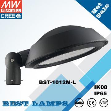 Comfortable new design e40 led street light for supermarket use