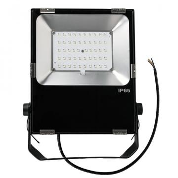 slim dlc waterproof smd 50w led flood light