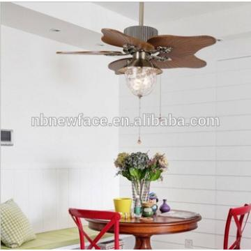 Ceiling Fan With Folding Hidden Blades 3 Light Factory Inspection