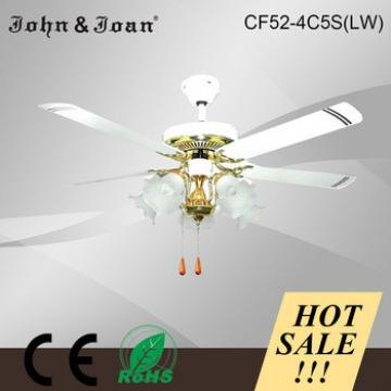 Hot Sale Power Saving Double Celing Fan