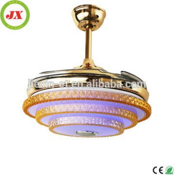 Wholesale Decorative Residential Customized Design Wood Blades Ceiling Fan Without Light