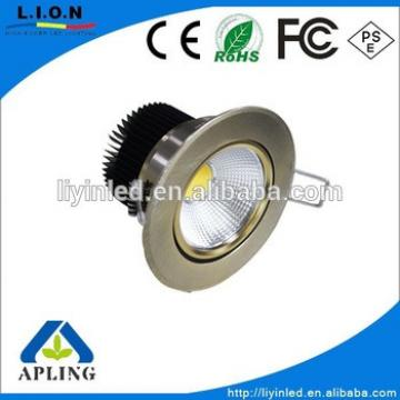 2014 hot !!low profile led ceiling light/ceiling fan with led light with 5W ,CE ROHs www.liyin.com