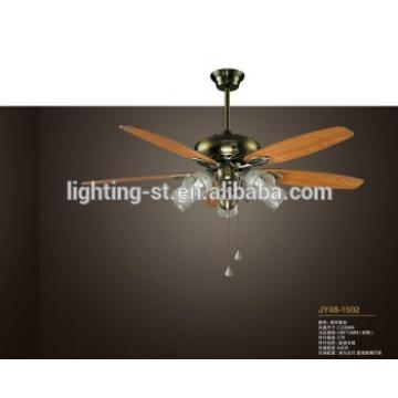 52 inch Five-light indoor ceiling fan with five blades JY48-1502