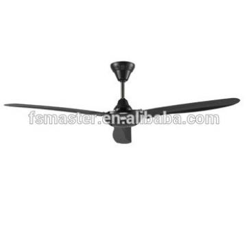modern air cooling fan remote control 3 plastic blades ceiling fan