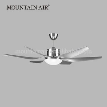 "MOUNTAIN AIR 66"" DC motor super wind ceiling fan with light 66YFT-7067"