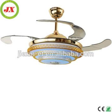Wholesale Plastic Ceiling Fan With Hidden Blades
