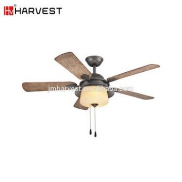 "E27 52"" ceiling fan light old cambridge siliver color fan ceiling"