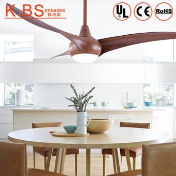 Modern Classic DC Silent Motor Wireless Wall Control Ceiling Fan With Light
