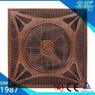 QJFC3063 Energy Saving Light Square Centrifugal Ceiling Fan & Remote Controller